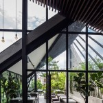 An Garden Cafe Inspired By The Hanging Garden Of Babylon Pendulum Magazine
