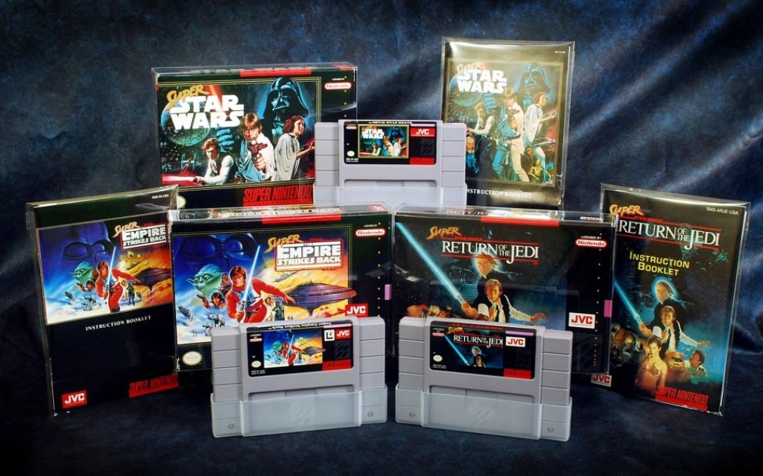 The Super Star Wars Trilogy Soars