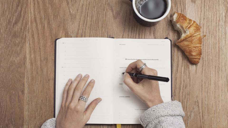 *For those of you drawn to the good old days of analog planners, we've been enjoying the   Productivity Planner   and the   Best Self Planner   (both make it easy to put these productivity tips to work).