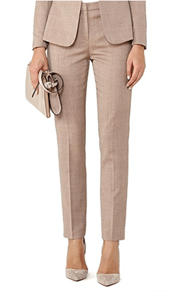 Reiss Wool Trousers
