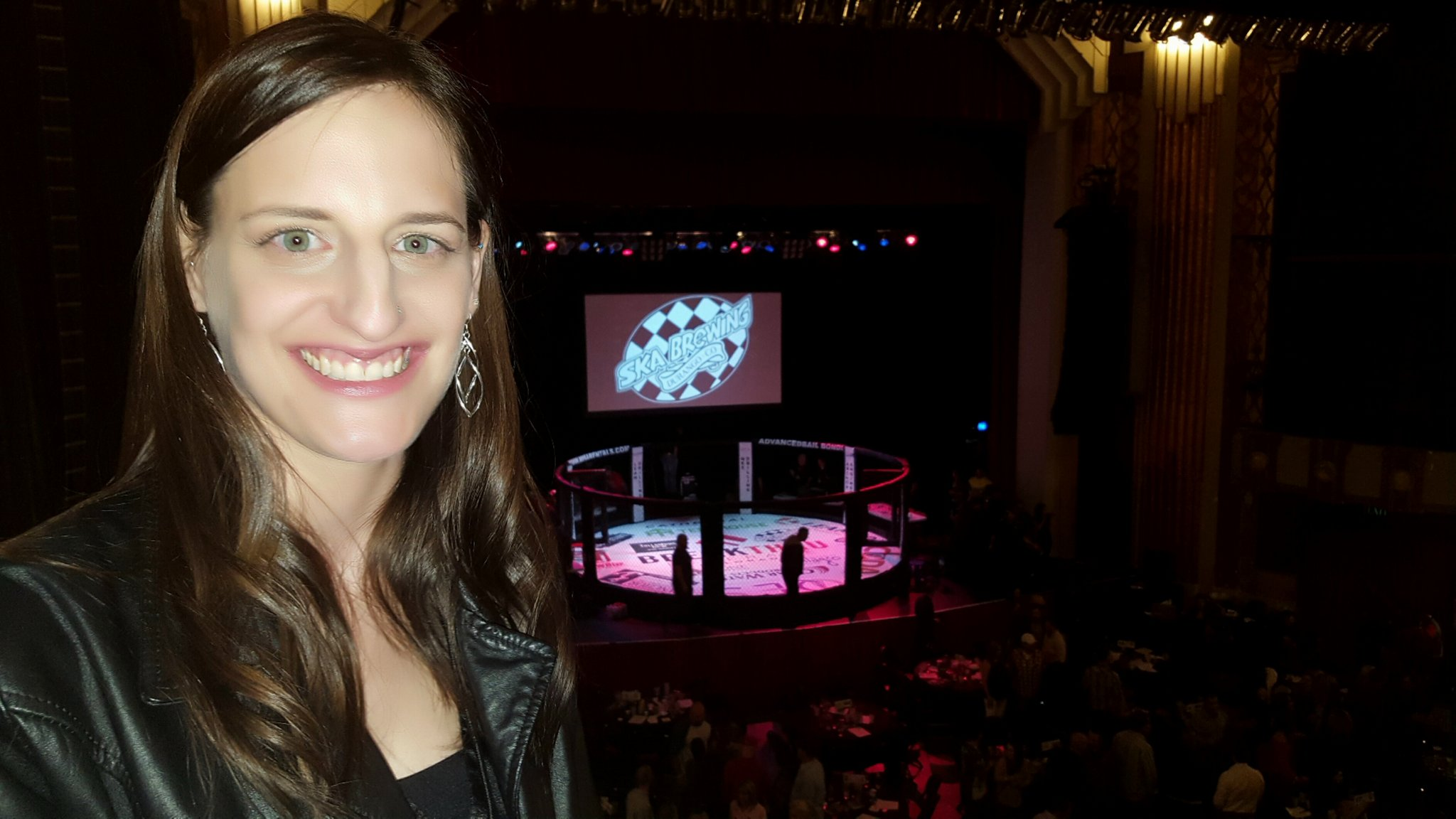Paramount Theatre is a Great Place to Watch MMA