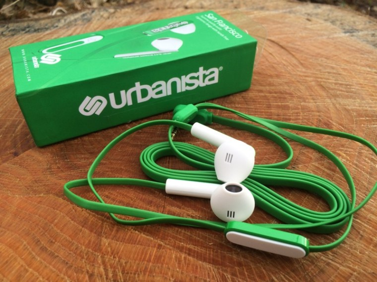 Urbanista Headphones Untangled Urbanista San Francisco Headphones Review. An Alternative for Apple Earbuds