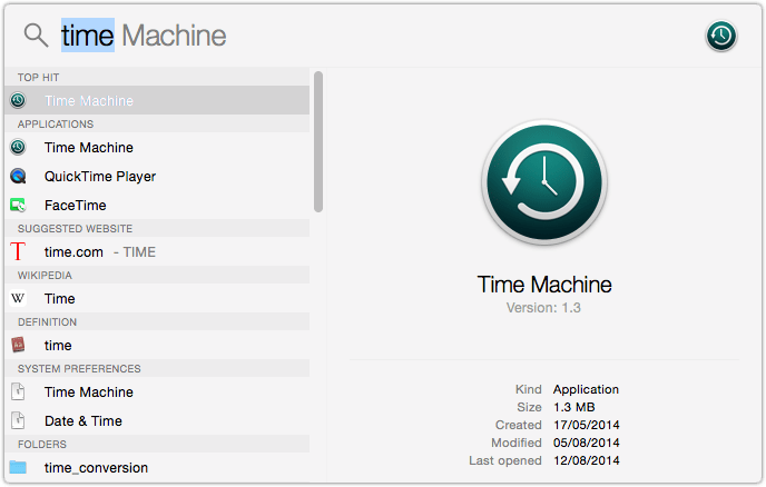 OS X Yosemite Time Machine What Folders To Exclude From Time Machine Backups