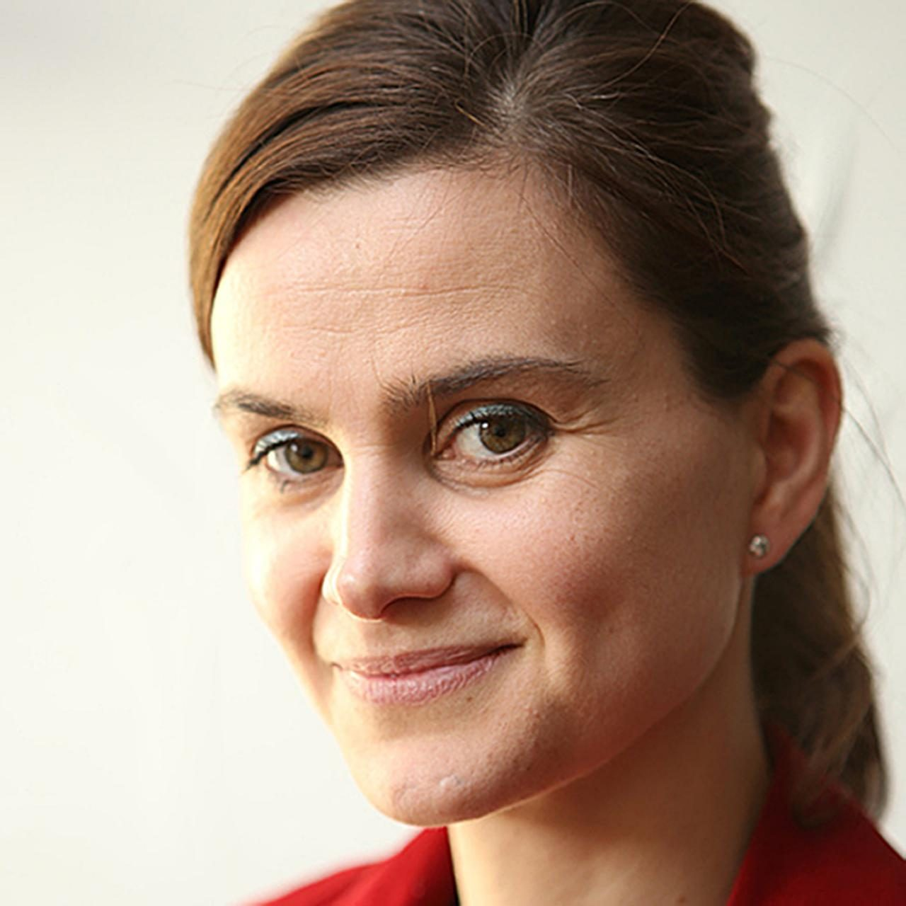 Labour MP Jo Cox campaigned for the plight of Syrian refugees
