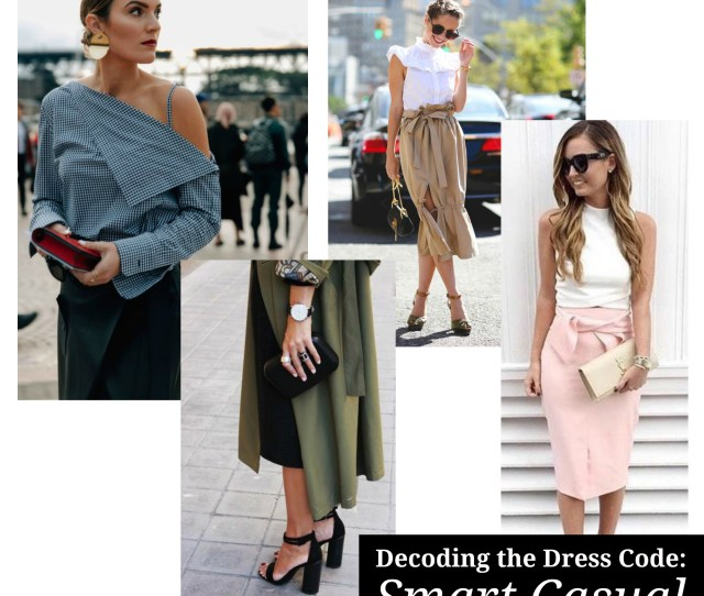 Decoding The Dress Code What To Wear To A Smart Casual Wedding Or Event