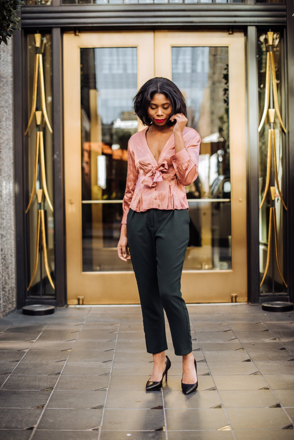 what to wear to work office fashion inspiration styling for work dallas fashion