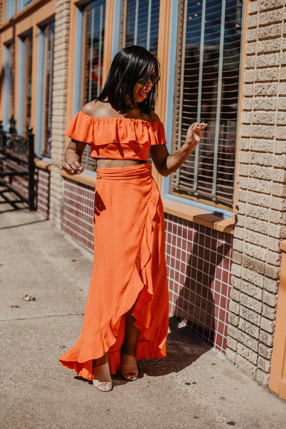 black fashion blogger dallas fashion blogger stephanie taylor jackson