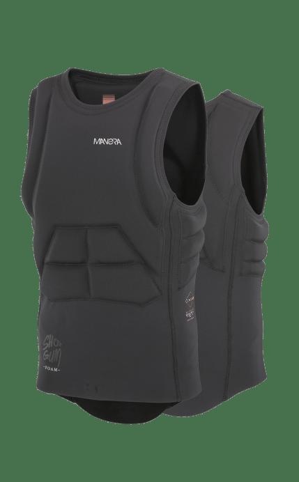 Chaleco antiimpactos MANERA IMPACT VEST X10D 2017 Black