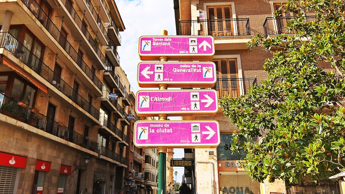 With so many places to visit, you won't know which direction to go!