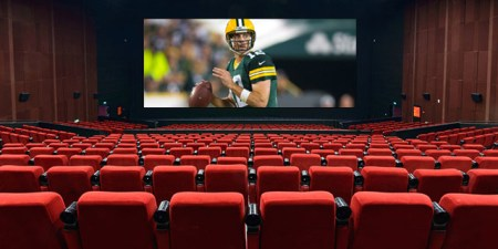 The NFL Should  But Won t  Embrace Movie Theaters