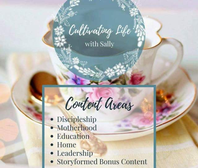 Cultivating Life A Wonderful Community Of Like Minded Women