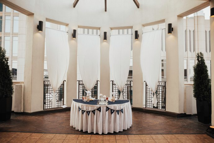 Venue and Catering: Holiday Inn Charlotte City Center
