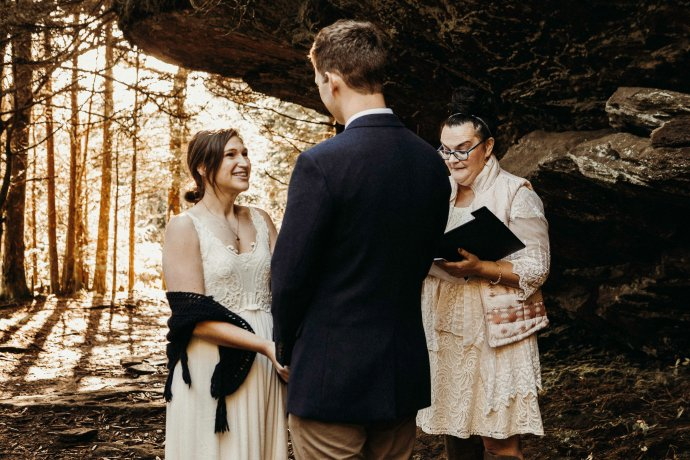 Officiant: Destination Elopements