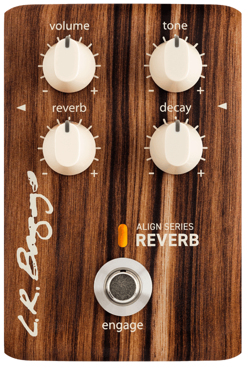 LR Baggs Align Reverb Acoustic Pedal