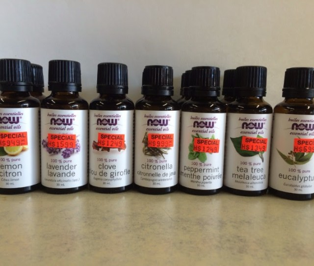 Now Essential Oils Nowessentialoils Jpg