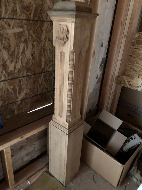 Architect S Glossary Balusters Pickets Spindles Posts | Installing Newel Post And Spindles | Stair Treads | Stair Railings | Stair Banister | Box Newel | Staircase