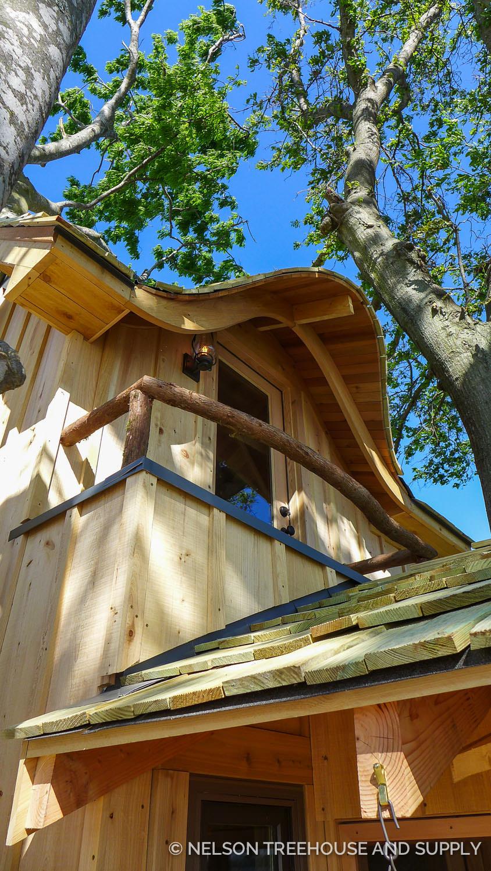 Birds Nest Treehouse Nelson Treehouse