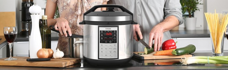 Image result for chef using pressure cooker banner