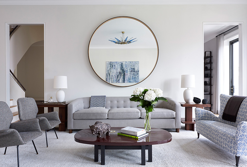 Damon Liss Design Manhattan Interior Design