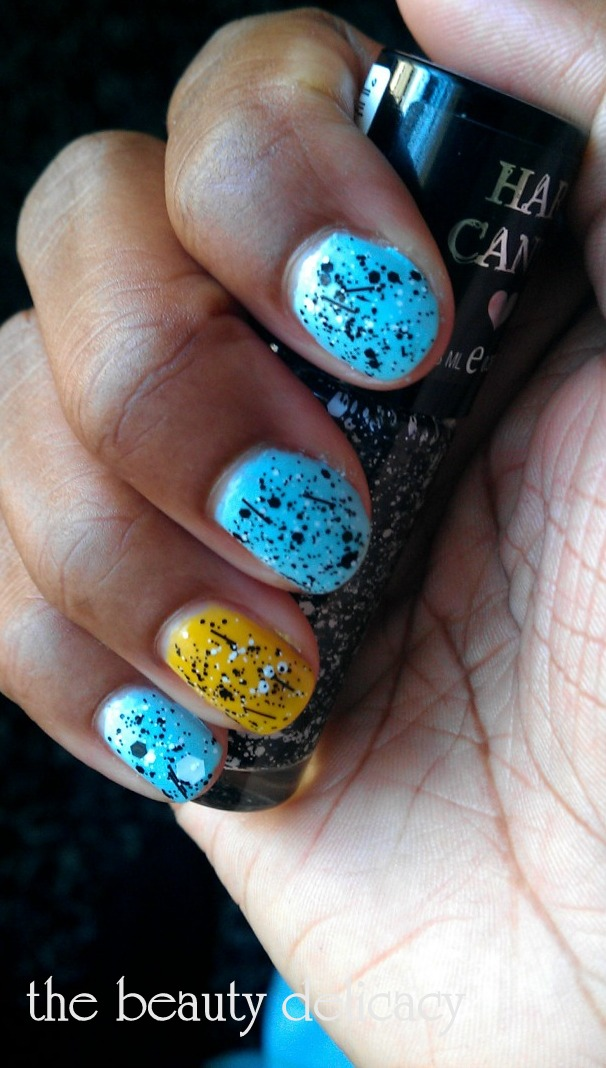 spring nails with a twist 5