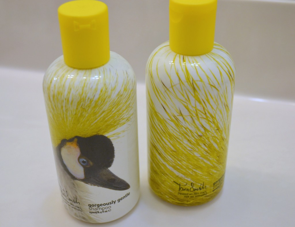 tara smith vegan shampoo
