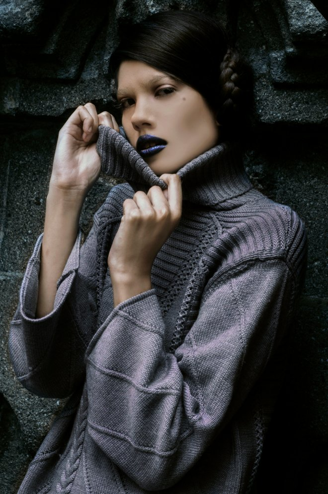 knitGrandeur: Carolina Ocejo, F/W 2016