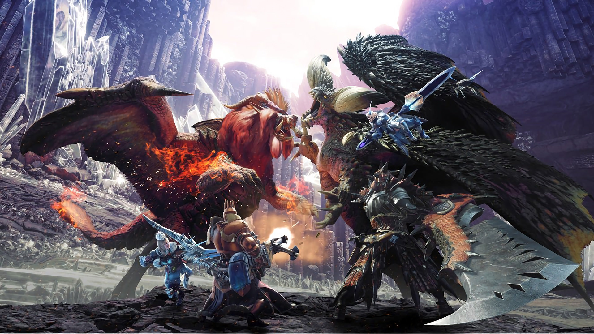 Monster Hunter World   Game Release Hype     Gaming and Chill Podcast We are beginning the final week stretch till Monster Hunter World is  released and I know we have talked at great length about this particular  game but it s