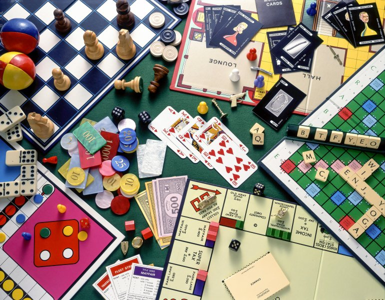 Classic board games are back in fashion      Yours