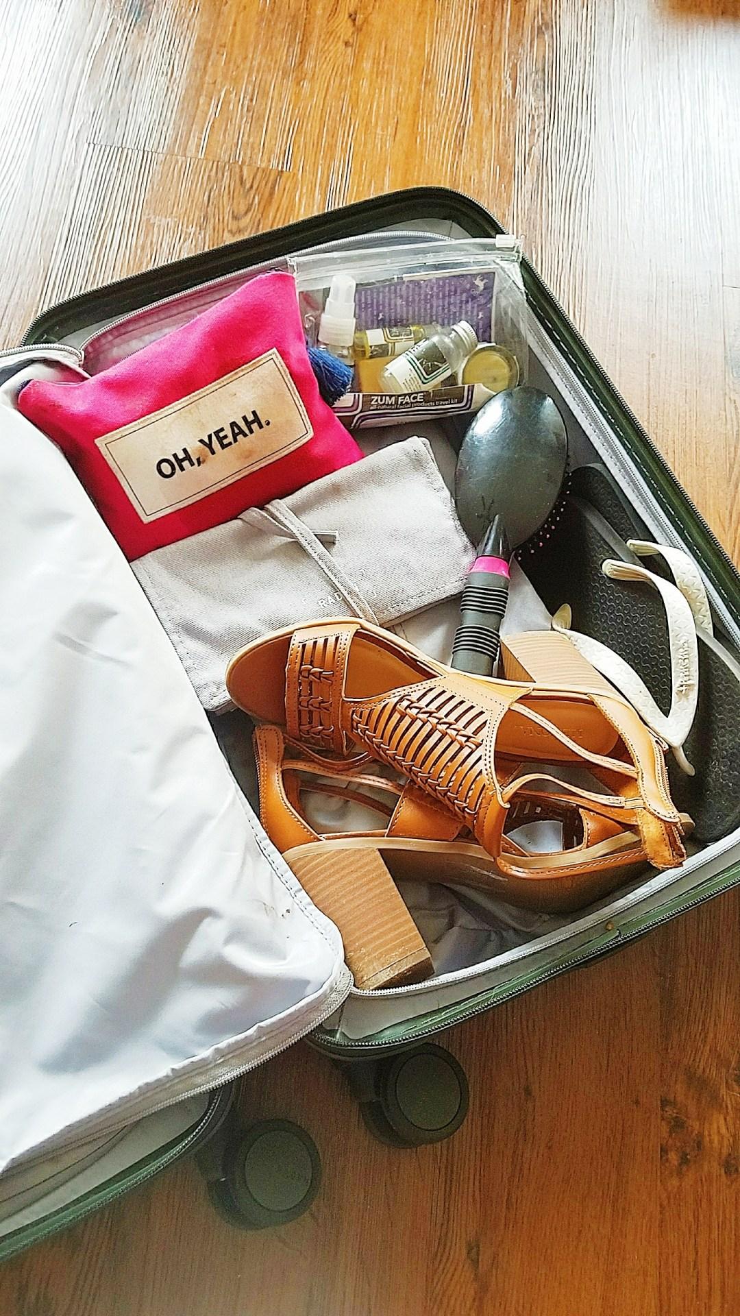 Like a packing boss!
