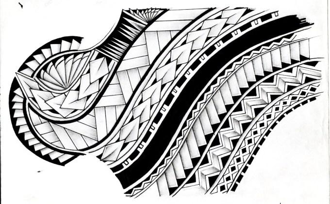 Kakau - Hawaiian Tattoo — Curated Fine Art and Island Décor