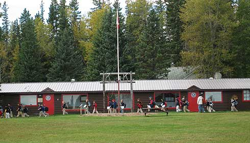 Rental Facility Watson Lodge Kamp Kiwanis