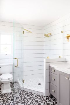 How we did it  Shiplap Shower     Savvy Interiors 58575126397488917f354dbfc86d157a jpg