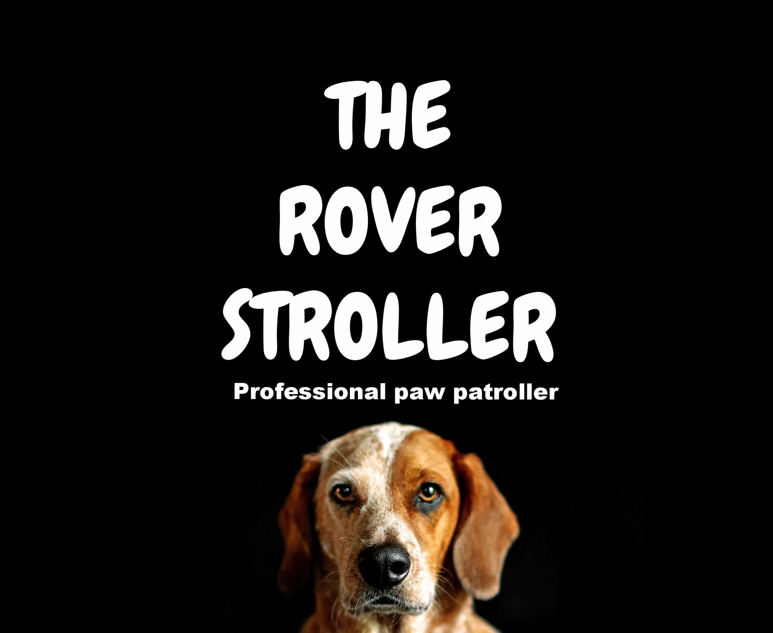 The Rover Stroller