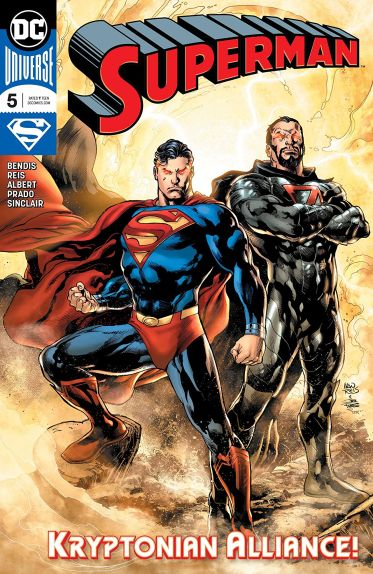 Superman issue 5 review