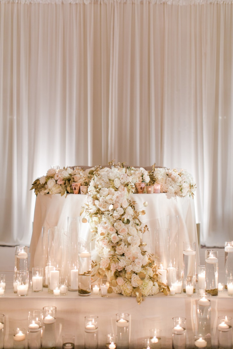 Heart Table Decorations Wedding