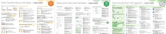 Sample RStudio Cheat Sheets