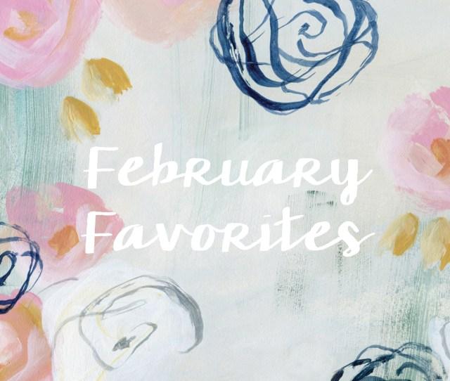 A Few Of My Favorite Things Ii Feb 27