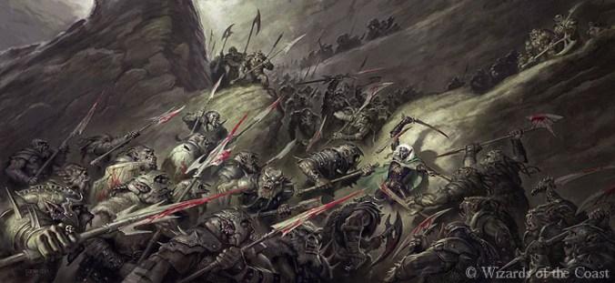Resultado de imagem para orcs drizzt do'urden