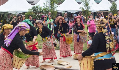 Pesta Nukenen Sarawak S Amazing Food Festival Gaia Discovery