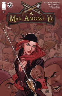 A Man Among Ye #1 - REVIEW — Comics Bookcase
