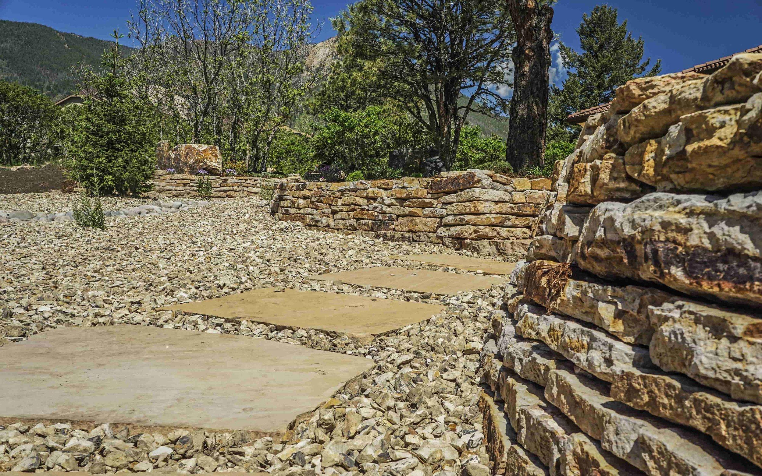 Large Landscape Boulders Price