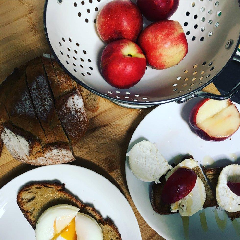 Paris Kitchen: Late Summer Lunches Nourish Paris