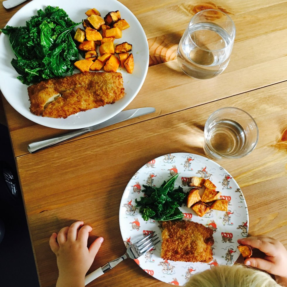 Paris Kitchen: Week Night dinners Nourish Paris