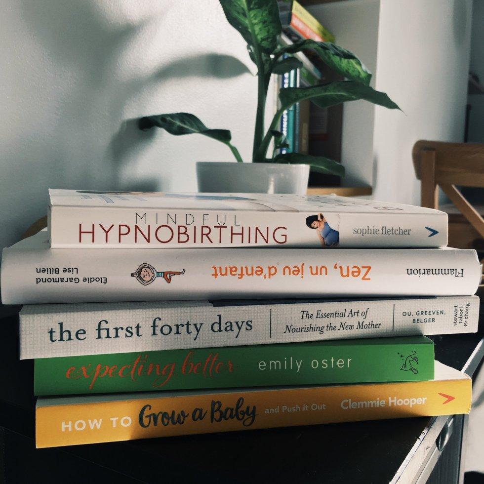 Minimalist Me: Pregnancy Essentials Nourish Paris