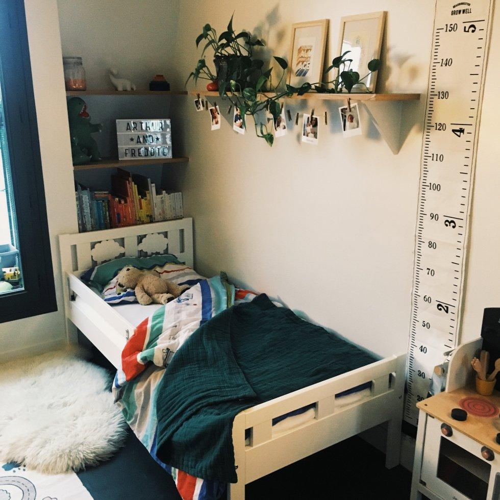 Toddler Life: Audio Books & Quiet Time Nourish Paris