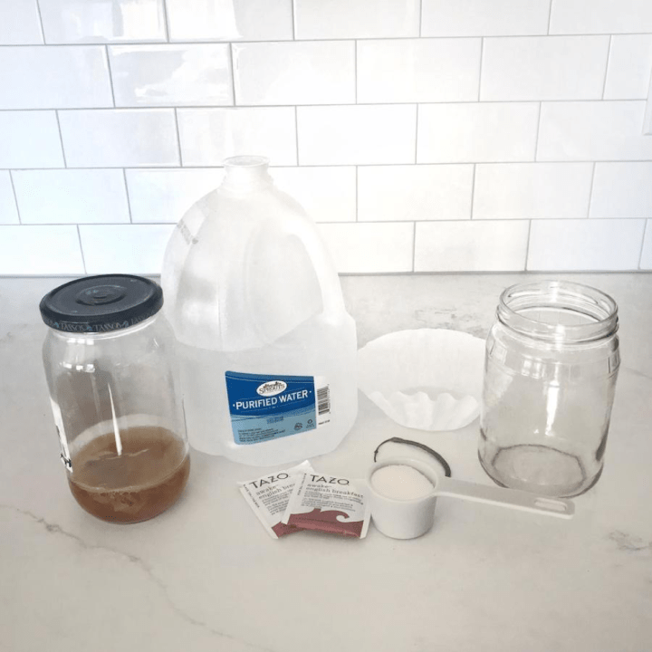 kombucha making supplies