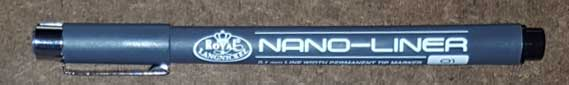 Nano-Liner Technical Drawing Pen