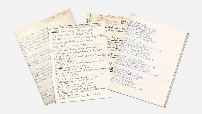 David Bowie notes