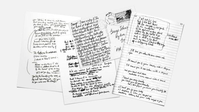 Leonard Cohen notes