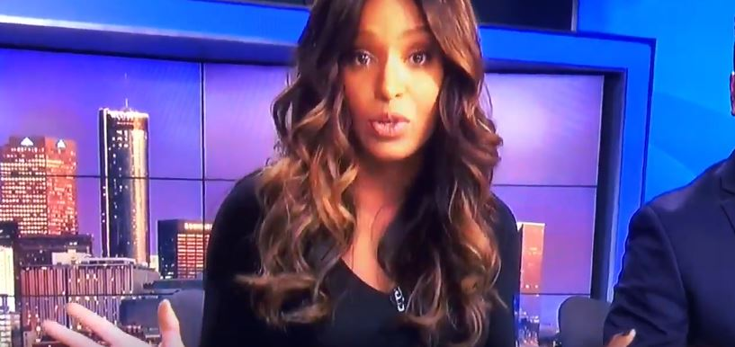 CBS 46 Anchor Sharon Reed Claps Back After Being Called N